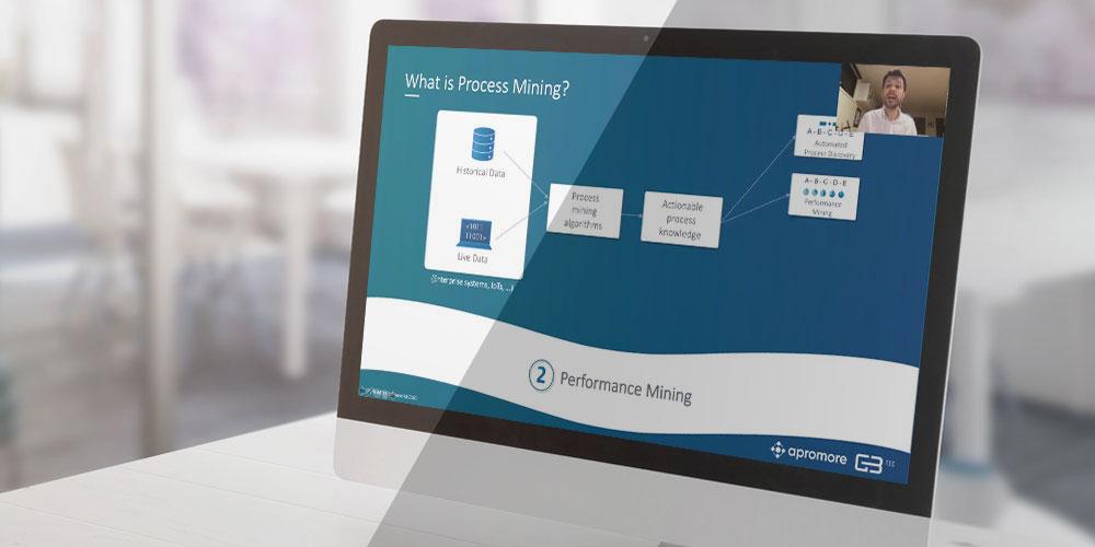 process mining aufzeichnung onlinekonferenz